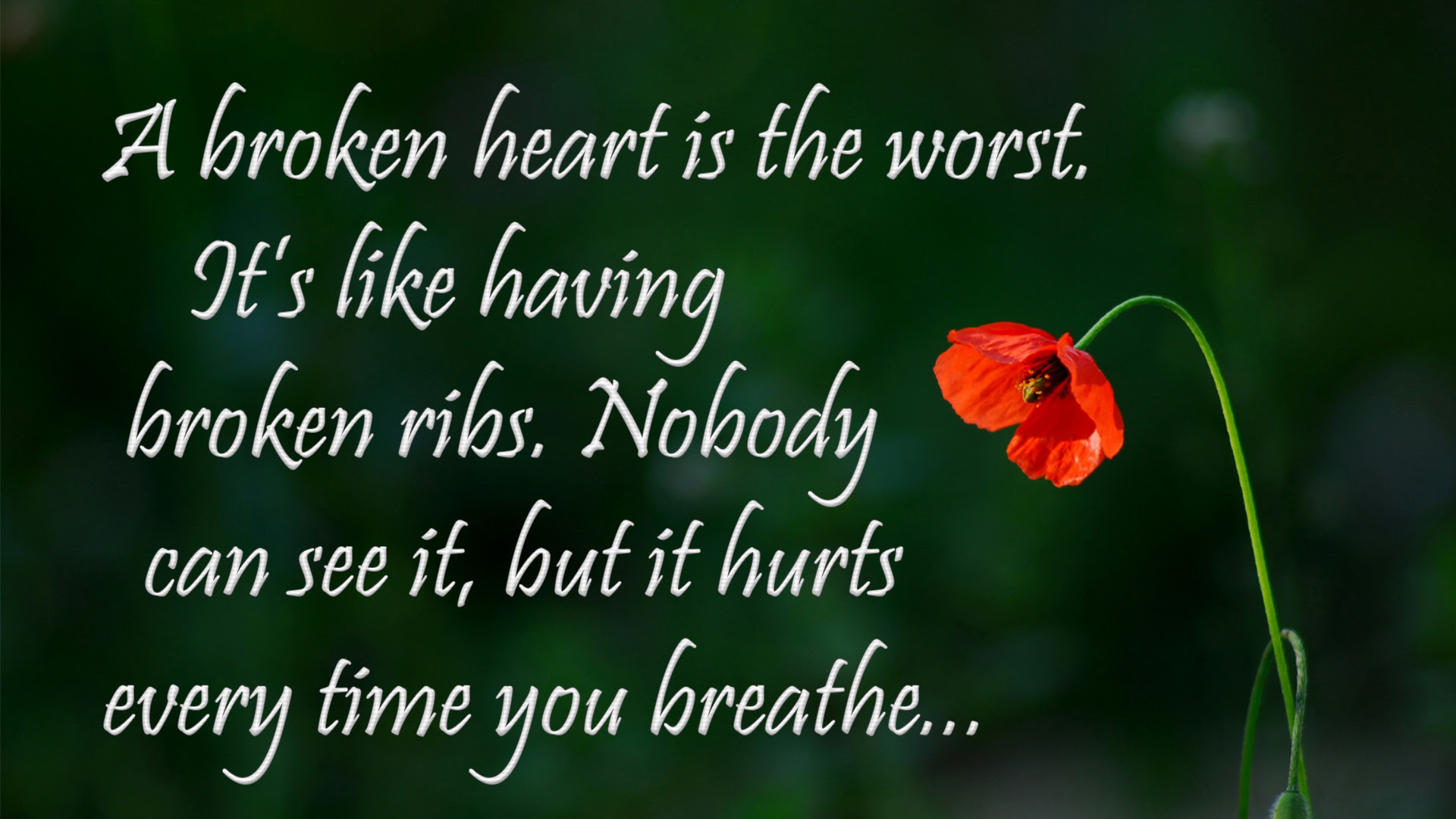Broken Heart Quotes Images Hd Pictures Breakup Quotes