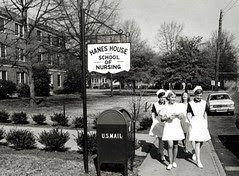 School of Nursing, 1960