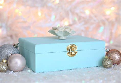 DIY Wooden Gift Box Idea: Pretty & Practical   Consumer Crafts