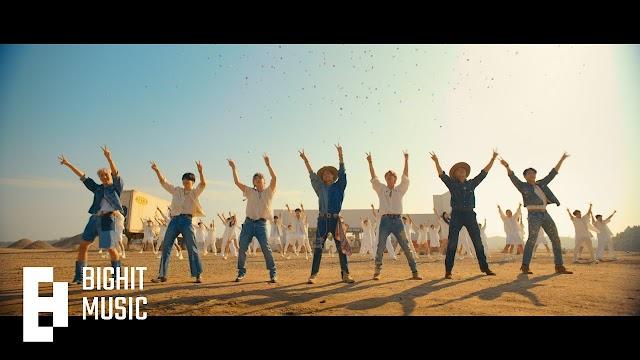 Permission to Dance Lyrics by BTS