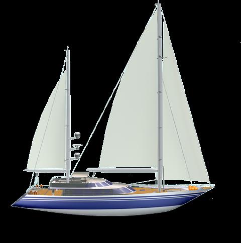 Sailboat PNG HD Transparent Sailboat HD.PNG Images.   PlusPNG