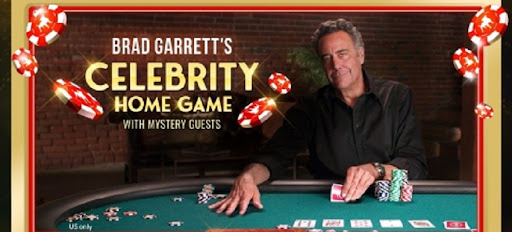Avatar of Zynga Poker launches Celebrity Home Game with actor Brad Garrett