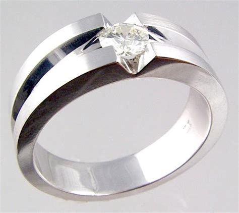 MENS WEDDING BAND TYPES   jewelinfo4u  Gemstones and