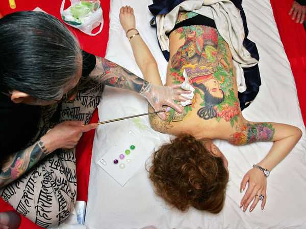 Tatuaje Japonés Origen Significado E Historia 1 Tatuarteorg