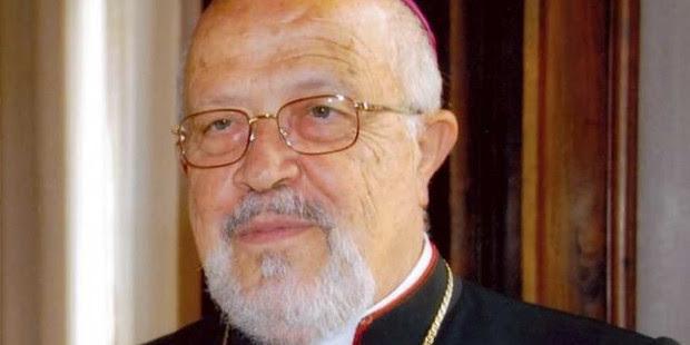 El presidente de la conferencia episcopal católica griega acusa a los cuatro cardenales de cisma y herejía