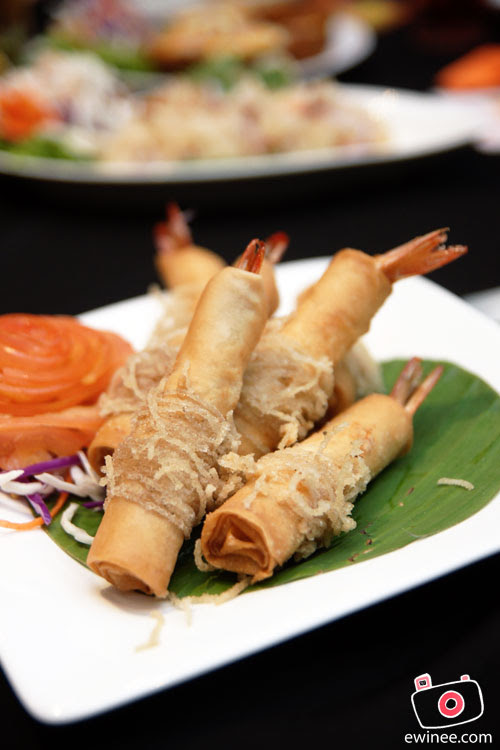 FUNKY-VILLA-E@CURVE-Prawn-Wrapped-In-Vermicelli