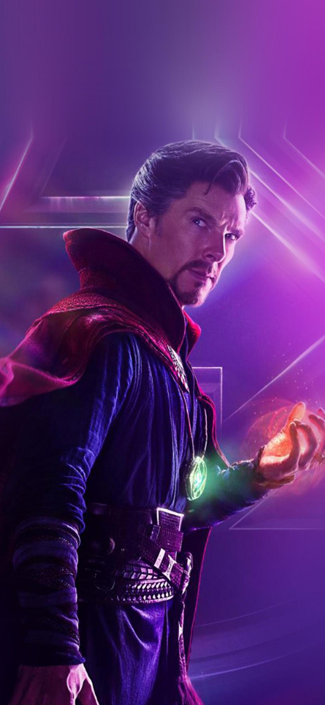 Be93 Avengers Doctor Strange Film Infinitywar Marvel Hero Art