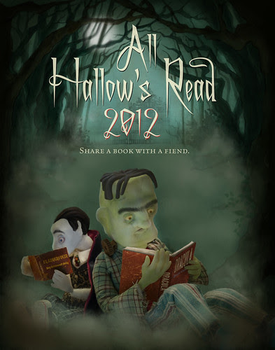All Hallows Read poster