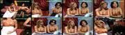 Alexandra Lencastre super sensual no programa roleta russa
