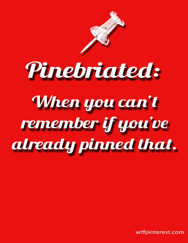 Pinebriated