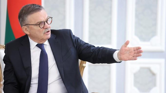 Рене Фазель заявил, что опозиция Беларуси использовала бы ЧМ-2021 в своих стилях