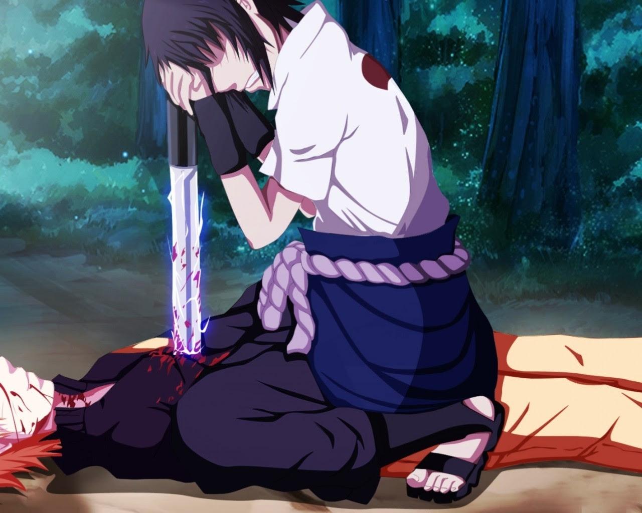 Sasuke Uchiha And Naruto ナルト Uzumaki うちはサスケ 壁紙