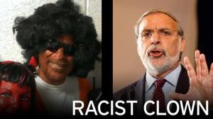 Le blackface de Dov Hikind