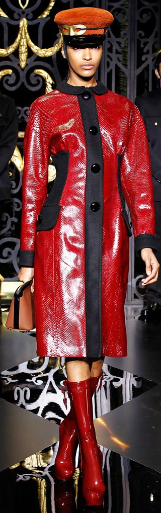 Louis Vuitton FW 2011