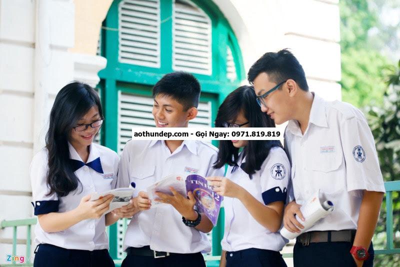 đồng phục trường trần đại nghĩa