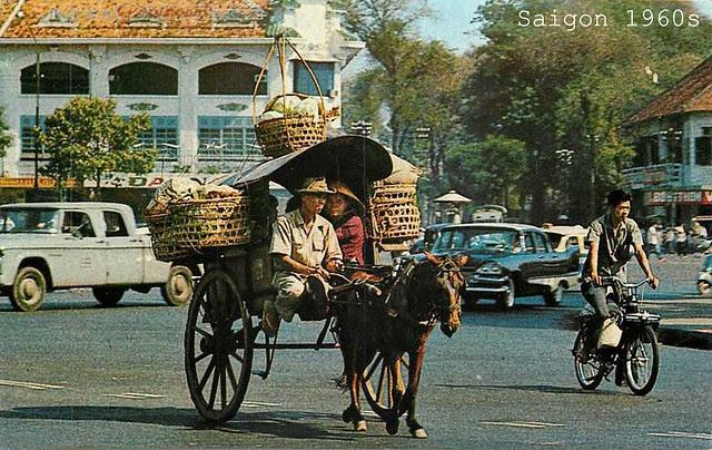 Saigon 1960s