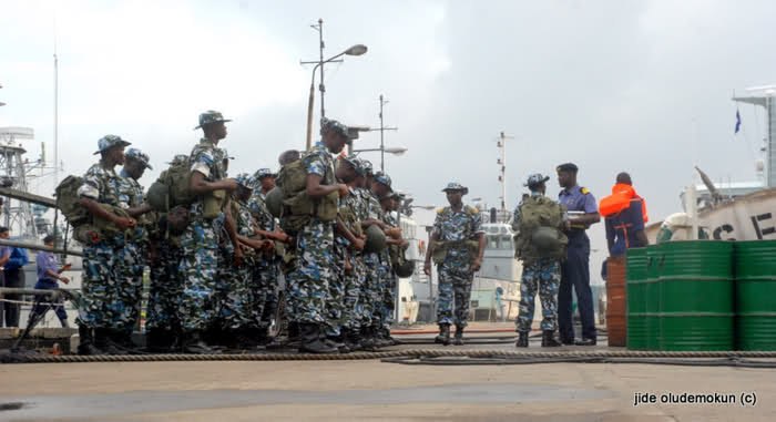 Nigerian Navy declares war on Niger Delta Avengers