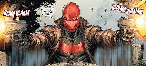 Red Hood Comics In Order