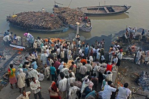 Masih Sucikah Sungai  Gangga  di India 18pl pengerindublog