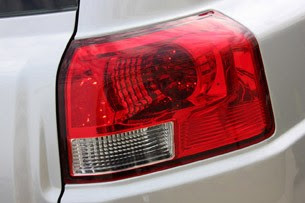 2011 VPG Autos MV-1 taillight