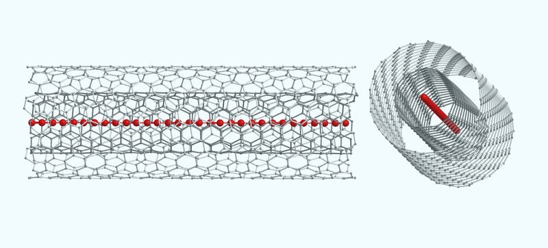 Scientists Finally Made Carbyne—a Material Stronger Than Graphene—That Lasts