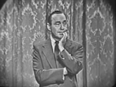 Image result for jack benny hand on elbow