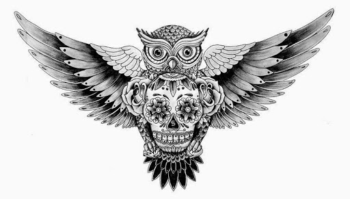 Sugar Skull Tattoo Meaning And 48 Great Ideas Clip Art Library