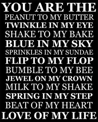 Peanut To My Butter Love Of My Life Sign Inspiring Quotes And