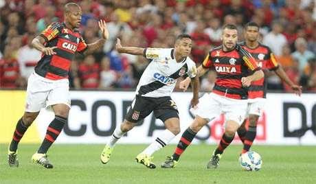 HOME - Vasco x Flamengo - Copa do Brasil - Jorge Henrique e Canteros