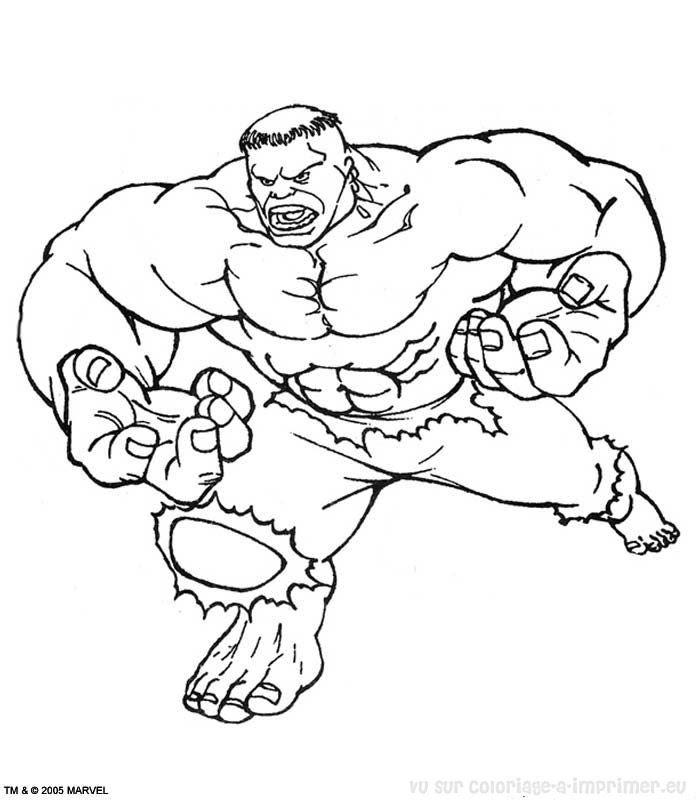 223 Dibujos De Hulk Para Colorear Oh Kids Page 21