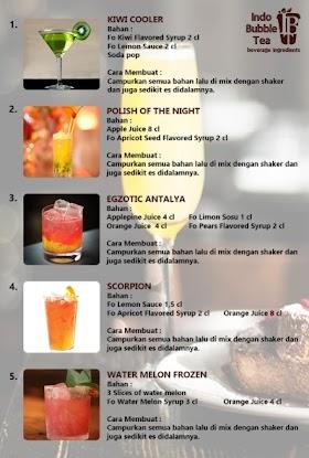 10 Resep Menu Minuman Sirup untuk Cafe Terkenal oleh - susububukhilo.xyz