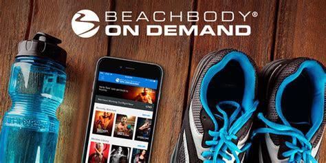 access  favorite workouts   beachbody