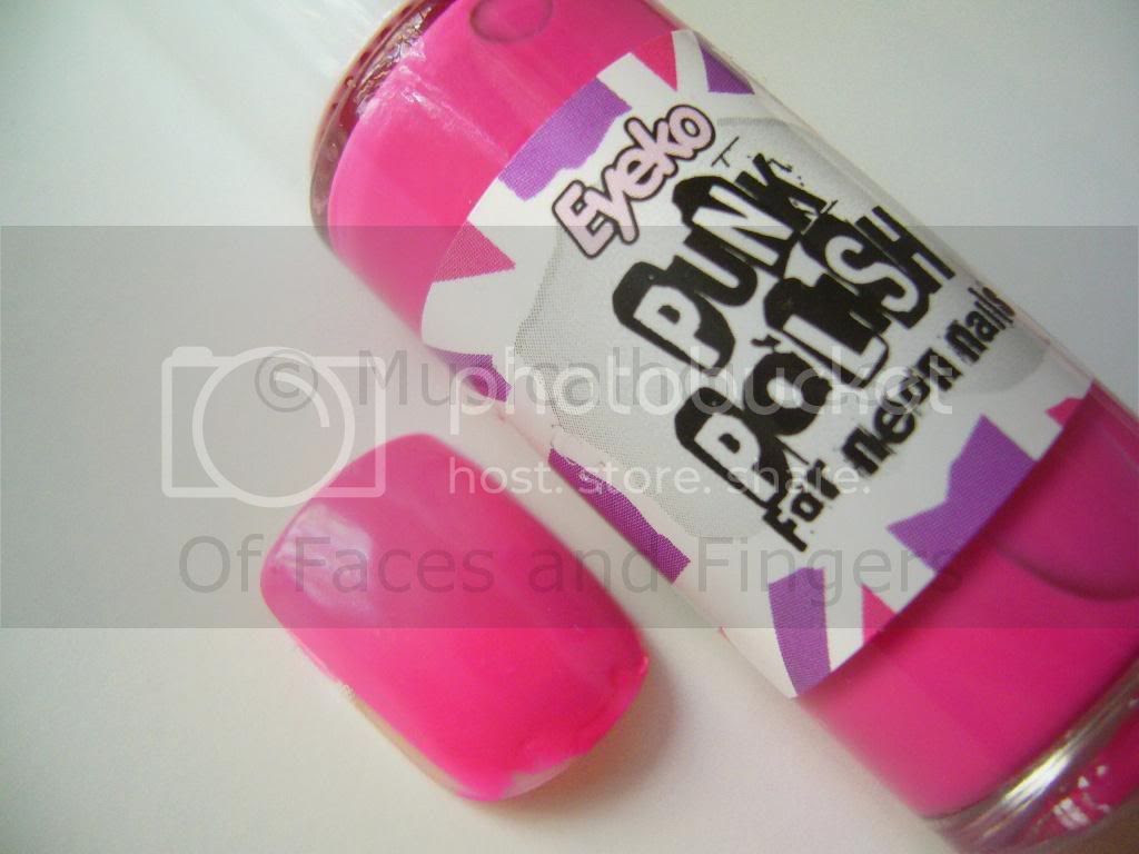 Eyeko Punk Polish