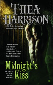 Midnight's Kiss (A Novel of the Elder Races) - Thea Harrison