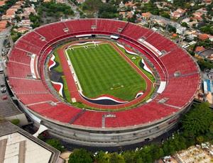 Estadio Morumbi (Foto: Paulo Pinto / saopaulofc.net)