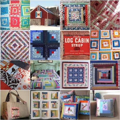 log cabin inspiration on flickr