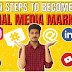how to start social media marketing (4 essential tips for beginners) | My step by step process | Social Media Marketing by VDCS Global