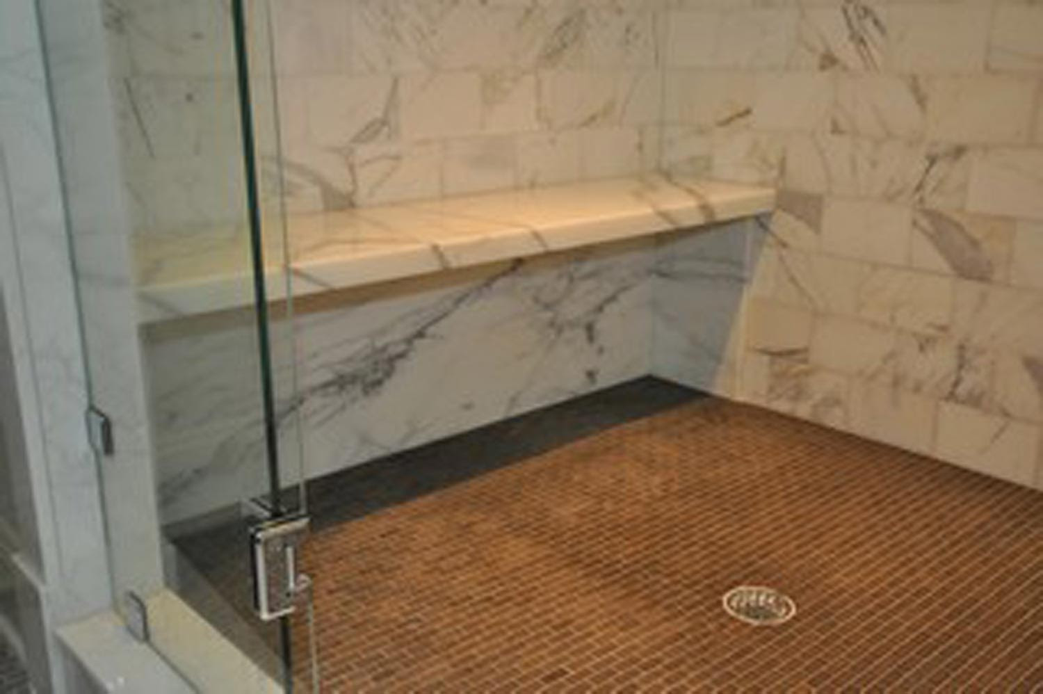 Marble Shower Installation Richmond Va