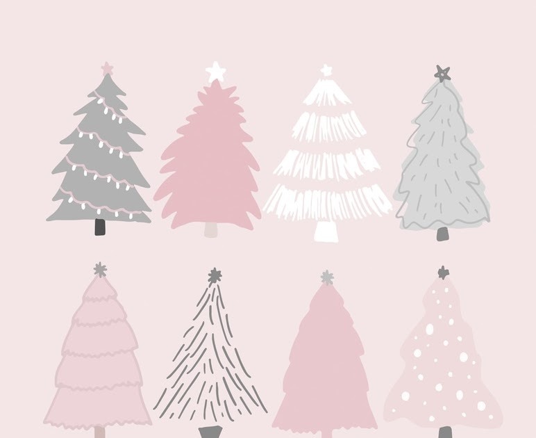 Get Inspired For Wallpaper Aesthetic Christmas Tree Wallpaper