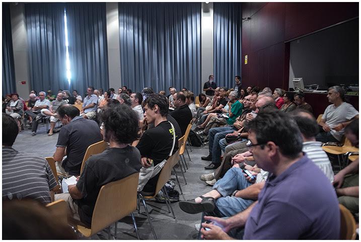 Asamblea de Ganemos Zaragoza cuando era de la gente
