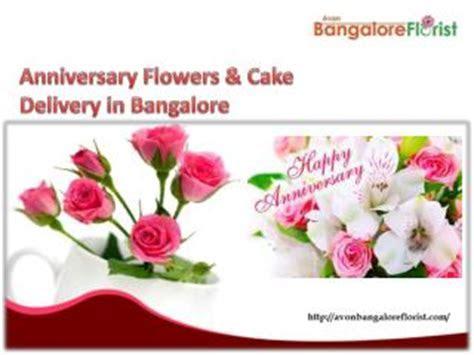 PPT   Popular Wedding Anniversary Flowers PowerPoint
