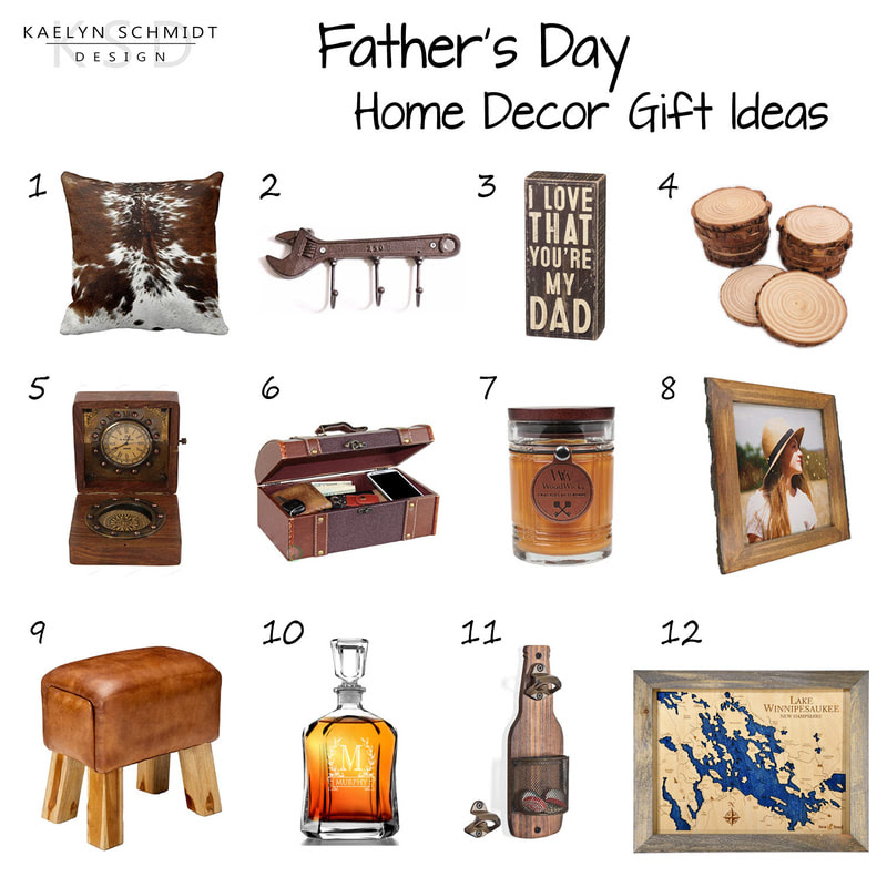 Father S Day Home Decor Gift Ideas Kaelyn Schmidt Design