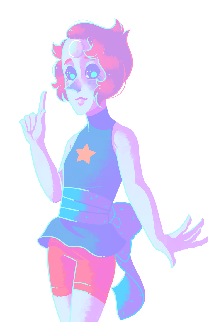 i used to draw her so much Steven Universe  © Rebecca Sugar Artwork  © me