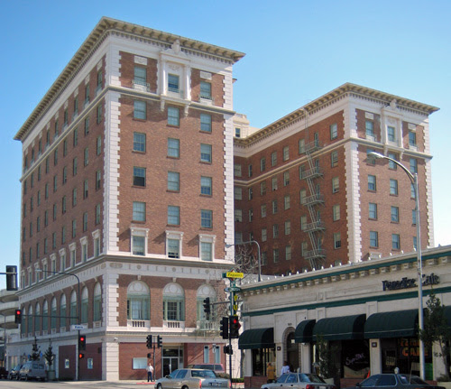 Hotel Californian Fresno California