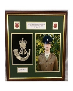 Victoria Prints Main Section Graduation Frames Infantry