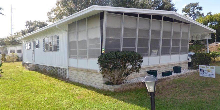 Mobile Home For Sale, Dunedin, FL  Golden Crest 462