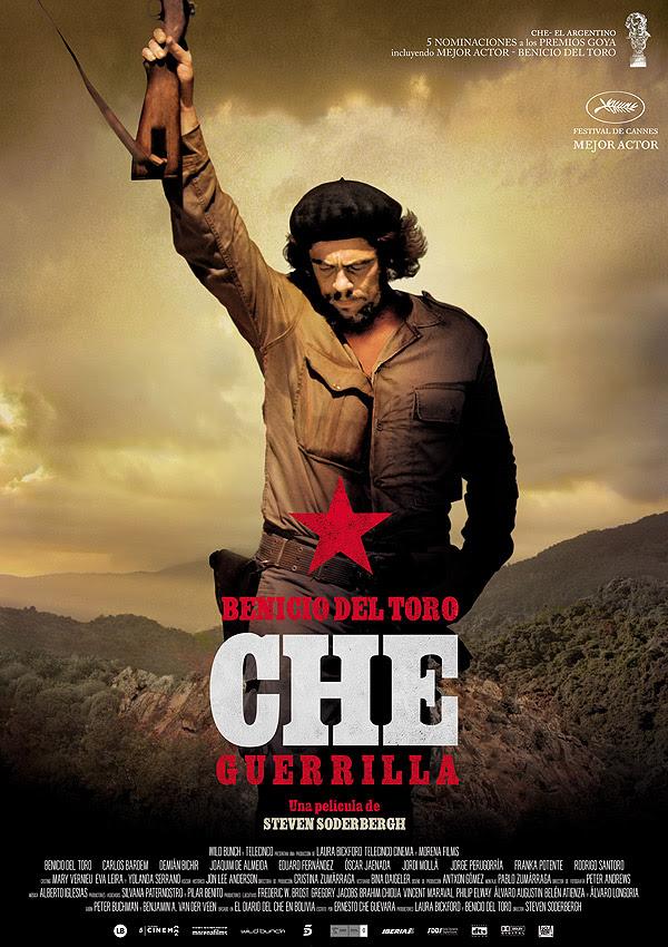 Che: Guerrilla (Steven Soderberg, 2.008)