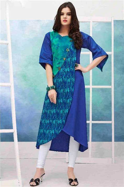 Fabulous Indian Latest Kurti Designs 2018 For Teenagers