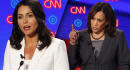 Gabbard rips into Harris for her record on marijuana prosecutions and death penalty