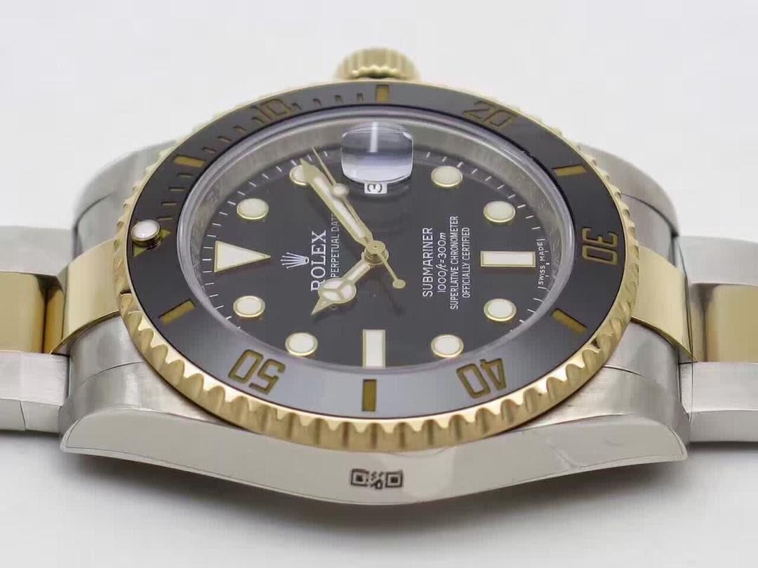 Rolex Submariner 116613 Replica Case